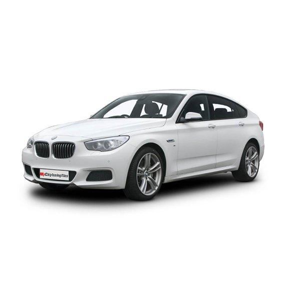 Основные функции пневмоподвески BMW 5GT F07