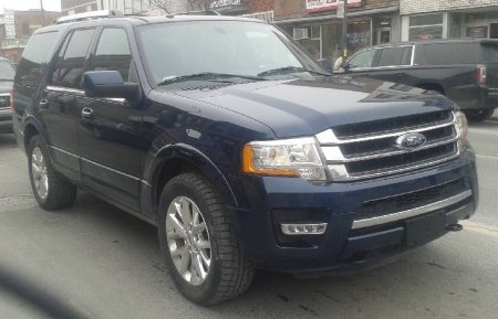 Ford Expedition что за автомобиль?