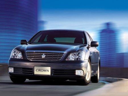 Ремонт пневмоподвески Toyota Crown